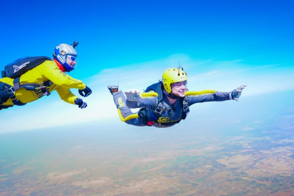 Learn To Skydive - Become A Qualified Skydiver at Skydive Spain!