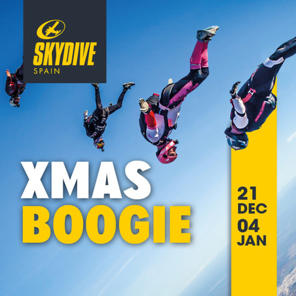 Chrsitmas Boogie Spain 2018