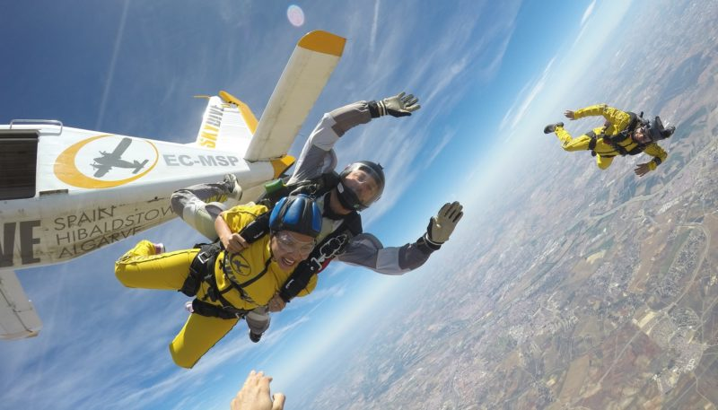 How Much Does It Cost To Skydive? | Skydiving In Spain